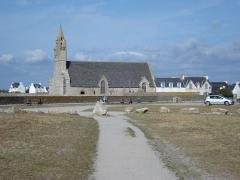 Chapelle de Notre-Dame-de-la-Joie - Chapelle Notre-Dame de la Joie vue de distance