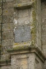 Eglise Saint-Germain, calvaire et ossuaire - Enclos paroissial de Pleyben (Classé)
