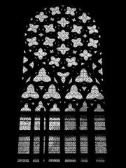 Eglise Notre-Dame du Creisker ou Kreisker - Intérieur de la chapelle Notre-Dame-du-Kreisker, Saint-Pol-de-Léon (29).