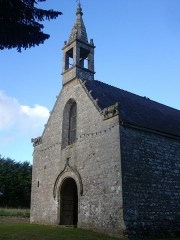 Chapelle Sainte-Anne - Chapelle Sainte-Anne de Buléon (Morbihan, France)
