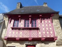 Immeuble - Français:   Maison, 3 rue des Devins à Josselin