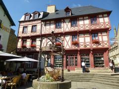 Maison du 15e siècle -  josselin