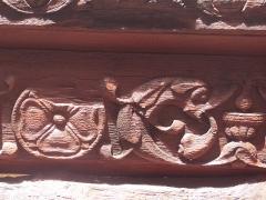 Maison du 16e siècle, dite Maison Morice - Français:   Maison au Porche, Josselin