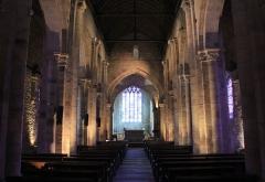 Eglise Notre-Dame-de-Joie - nef de l'église Notre-Dame-de-Joie (Merlevenez)