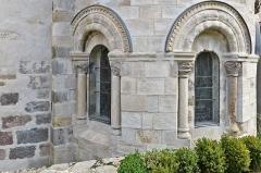 Eglise Saint-Pierre - Français:   Transept de l\'église Saint-Martin, Blesle