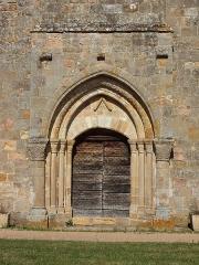 Eglise Saint-Germain - Français:   Église Saint-Germain de Sauvagny (Allier, France)