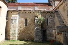 Eglise Saint-Maurice - Français:   Vicq - Eglise Saint-Maurice
