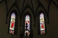 Eglise Notre-Dame-aux-Neiges - Église Notre-Dame-aux-Neiges d'Aurillac.