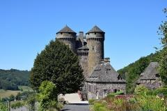 Domaine du château d'Anjony - Français:   Château d\'Anjony