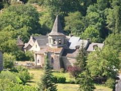 Eglise du Bourg - Église Saint-Paul de Salles-la-Source