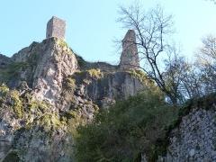Château Inférieur - Français:   Château Inférieur (Inscrit)