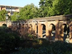 Ancienne chartreuse - Ancien cloître des Chartreux, Toulouse