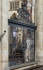 Eglise Notre-Dame-du-Taur - French ironworker and locksmith