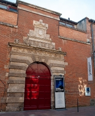 Ancien petit Séminaire de l'Esquile - Français:   Cinémathèque de Toulouse - juillet 2020