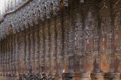 Cathédrale Sainte-Marie - stalles