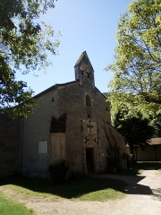 Chapelle de pélerinage de Notre-Dame-de-l'Ile - Français:   La chapelle Notre-Dame de l\'île à Luzech (Lot, France)