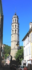 Tour des Jacobins - Français:   Tour des Jacobins de Bagneres de Bigorre (Hautes-Pyrénées)