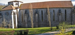 Ancienne abbaye de Beaulieu - Abbaye de Beaulieu-en-Rouergue (Tarn-et-Garonne)