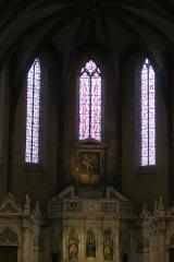 Eglise Saint-Pierre et son cloître - Église Saint-Pierre de Moissac. Intérieur