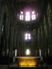 Cathédrale Saint-Etienne - Français:   Cathédrale Saint-Étienne de Bourges (Cher, France)
