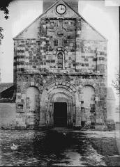 Eglise paroissiale Saint-Germain, autrefois Saint-Gervais et Saint-Protais -