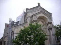 Basilique Saint-Martin - Basilique Saint-Martin de Tours (Indre-et-Loire, France)