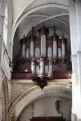 Cathédrale Saint-Louis - Orgue de la cathédrale Saint-Louis de Blois