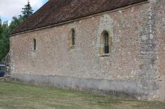 Eglise Saint-Martin-le-Seul - Français:   Bondaroy - Eglise Saint-Martin-le-Seul. Le site abrite aujourd\'hui le monastère orthodoxe des Saint-Grégoire et Martin.