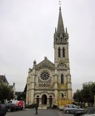 Eglise Saint-Etienne -  Briare Cathedral