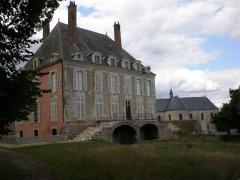 Château - Français:   Château de Meung-sur-Loire (Inscrit Classé Classé)