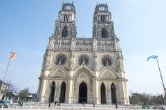 Cathédrale Sainte-Croix - English: Orléans Cathedral