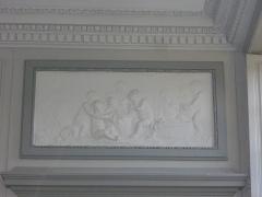 Ancien évêché, puis bibliothèque municipale, actuellement annexe de la médiathèque - Français:   Hôtel Dupanloup, ancien palais épiscopal, à Orléans (Loiret, France)