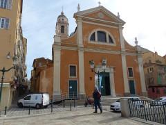 Cathédrale Santa Maria Assunta ou cathédrale Notre-Dame - Deutsch: Ajaccio Kathedrale Notre-Dame-de-l'Assomption