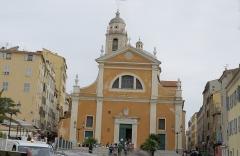 Cathédrale Santa Maria Assunta ou cathédrale Notre-Dame -  Corsica -mix- 2019