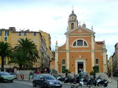 Cathédrale Santa Maria Assunta ou cathédrale Notre-Dame -  Korsika – Ajaccio – Kathedrale Notre-Dame-de-l'Assomption