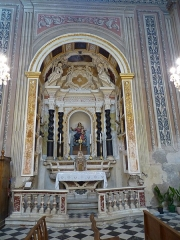 Cathédrale Santa Maria Assunta ou cathédrale Notre-Dame - Deutsch: Ajaccio