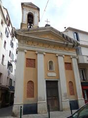 Oratoire Saint-Jean-Baptiste - Deutsch:   Ajaccio