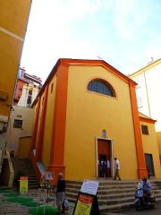 Oratoire Saint-Roch -  Korsika – Ajaccio – Oratoire Saint-Roch