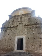 Eglise Saint-Martin - Italiano: Facciata della chiesa di Saint-Martin a Patrimonio