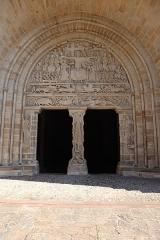 Ancienne abbaye - Français:   P