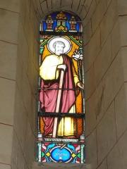 Eglise Saint-Hilaire - English: Église Saint-Hilaire de Melle, vitrail 11