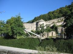 Colombier militaire ou Bastion Bregille -  Fortifications au pied de la Citadelle