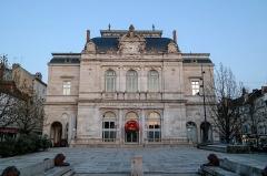 Théâtre - English: Théâtre de Lons-le-Saunier
