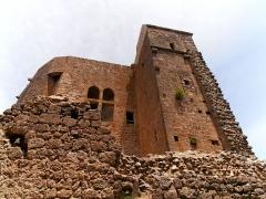 Ruines du château de Quéribus - Château de Quéribus