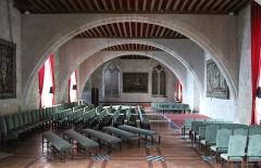 Ancien archevêché et ses abords - Salle des Synodes