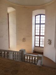 Ancien archevêché et ses abords - Français:   Palais des Archevêques de Narbonne (11). Grand escalier.