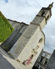 Eglise Saint-Adrien - Français:   Caveirac (Gard, Occitanie, France), église catholique Saint-Adrien.