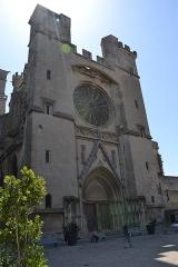 Ancienne cathédrale Saint-Nazaire et cloître Saint-Nazaire - English: Béziers, Béziers Cathedral.