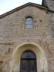 Eglise paroissiale de l'Assomption de Saint-Chély-du-Tarn - Català:   Església de Sanch Èli del Tarn