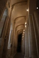 Eglise Saint-Eutrope - Français:   Saint-Eutrope de Saintes, Choeur, Collatéral nord,